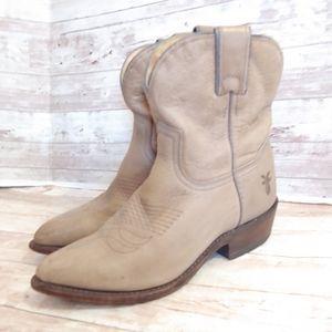 Frye Billy short western boots